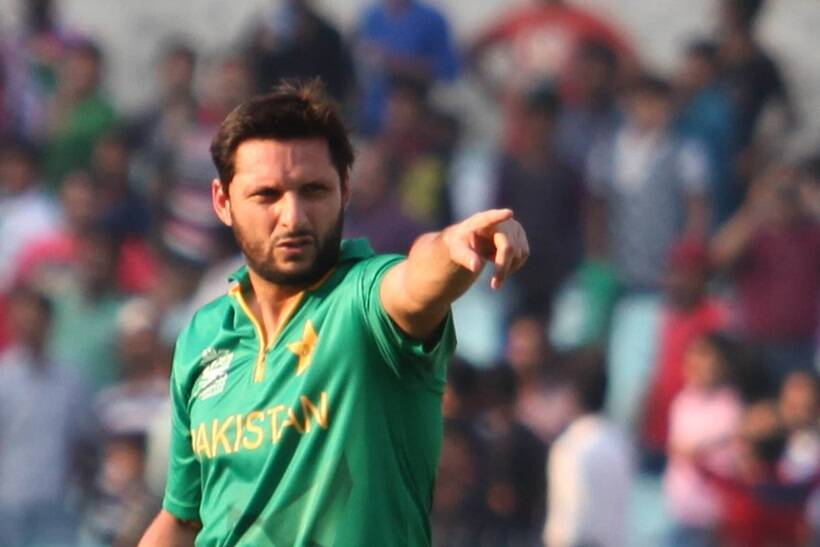 Shahid Afridi retirement in 2017