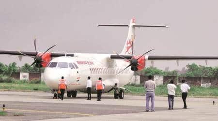 After revival, Ludhiana-Delhi AI flight sees 84 per centoccupancy