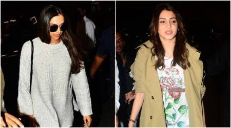 Deepika Padukone and Anushka Sharma show us fabulous ways to channel winter fashion