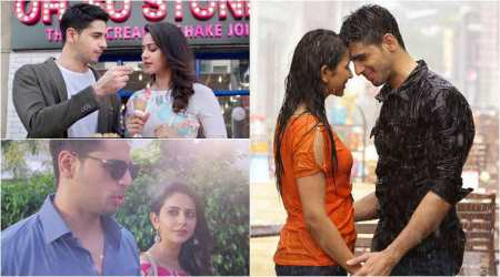 Watch Aiyaary song Lae Dooba: Sidharth Malhotra and Rakul Preet Singh will remind you of old-school romance