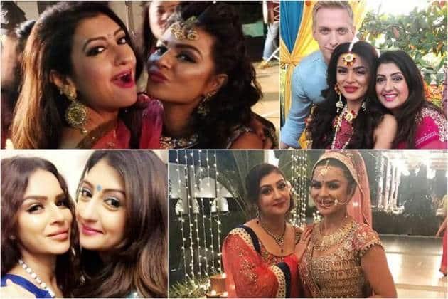 aashka goradia wedding, juhi aashka friends, juhi aashka tv shows