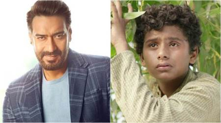 Ajay Devgn introduces the lead star of his TV show based on Swami Ramdev's life