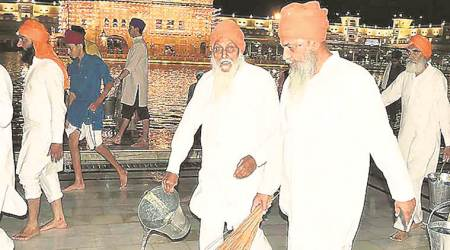 Akal Takht Jathedar defends new SGPC chief