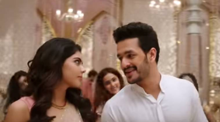 Akhil Akkineni Wedding Song From Hello