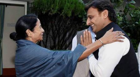 Akhilesh Yadav meets Mamata Banerjee in Kolkata, fuels speculation about a front