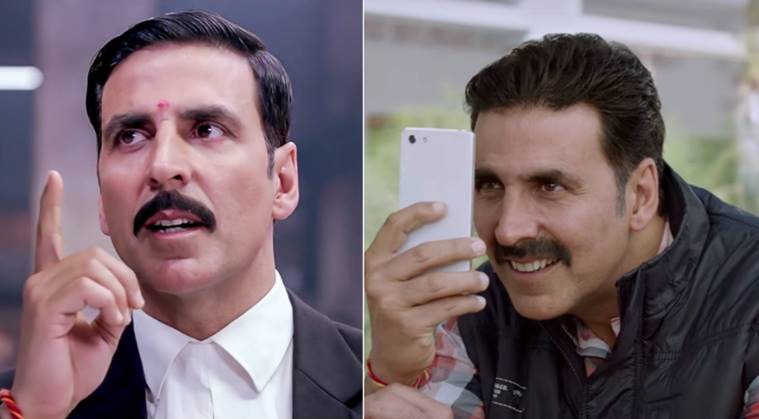 Akshay Kumar played the lead in Jolly LLB 2 and Toilet: Ek Prem Katha.