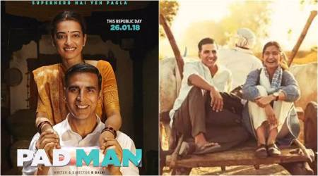 PadMan new poster: Everything we know so far about the Akshay Kumar starrer