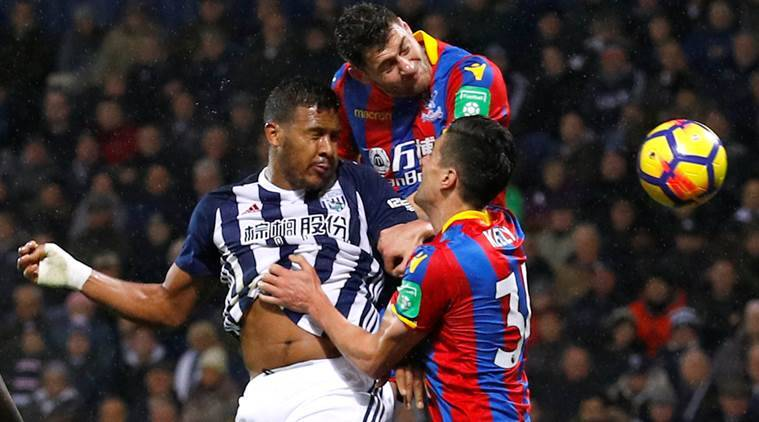West Bromwich Albion 0-0 Crystal Palace