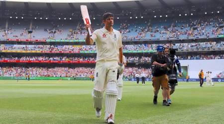 Ashes 2017: It's a shame my double hundred came too late, says Alastair Cook