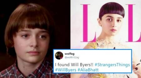 Alia Bhatt's latest magazine cover turns into a meme; Twitterati find humour in her hairstyle