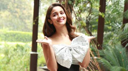 Alia Bhatt's unusual blend of retro and futuristic fashion on the cover of this magazine is simply adorable