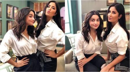 Alia Bhatt and Katrina Kaif keep it effortless and chic in monochrome