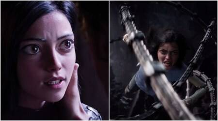 Alita Battle Angel trailer: James Cameron and Robert Rodriguez's film look downright unsettling