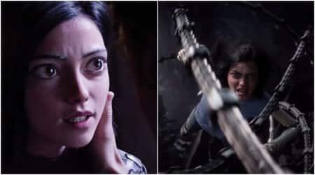 Alita Battle Angel trailer: James Cameron and Robert Rodriguez's film look downrightunsettling