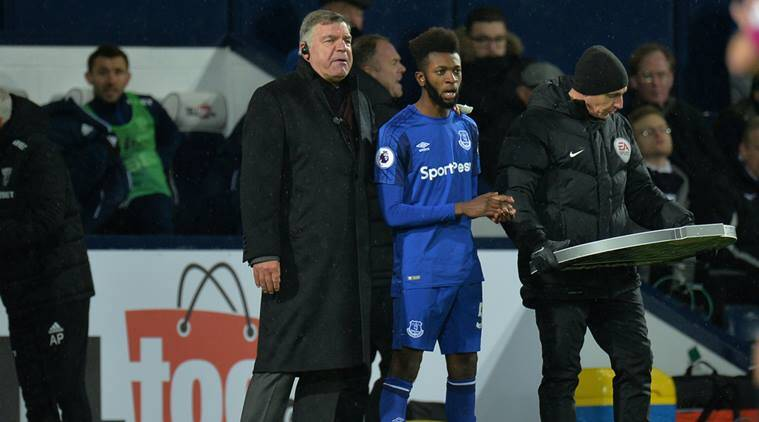 Sam Allardyce says Cenk Tosun among many strikers he is interested in