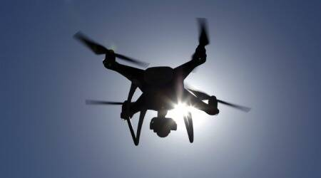 Drone nearly hits plane landing in New Zealand from Japan