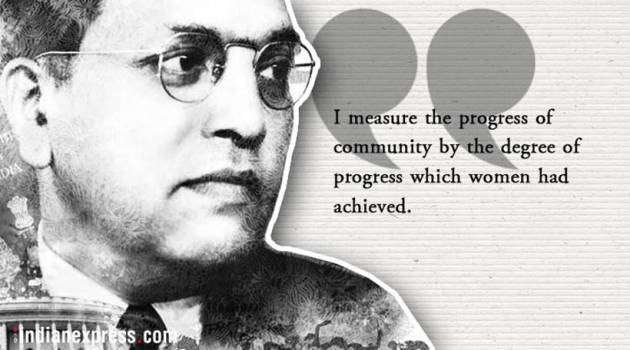 ambedkar death anniversary, ambedkar 61st death anniversary, br ambedkar anniversary, ambedkar untouchability, ambedkar gender, ambedkar education, ambedkar indian constitution, ambedkar politics, indian express news