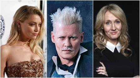 Amber Heard responds to JK Rowling's statement on casting Johnny Depp in Fantastic Beasts