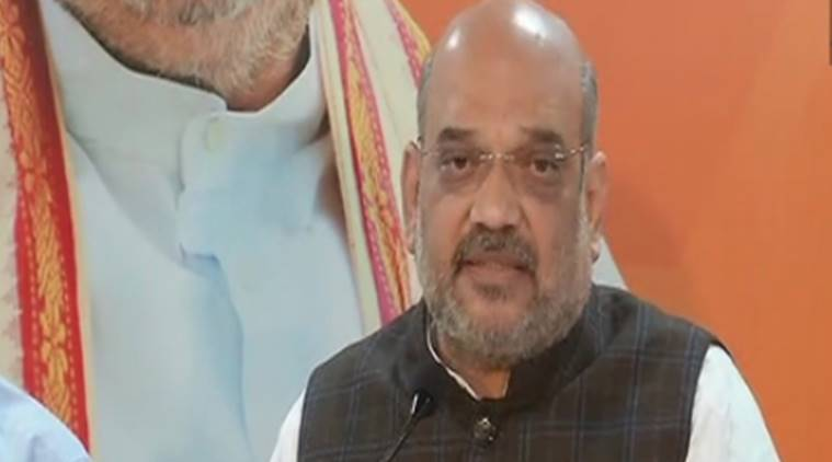 Amit Shah asks Congress to clarify Kapil Sibal's stand in SC