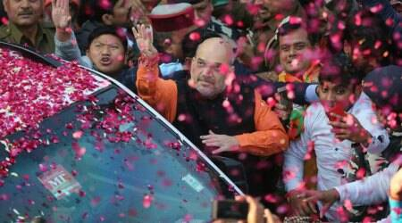 Election results: PM Narendra Modi gives credit to Amit Shah for BJP's 'extraordinary win'