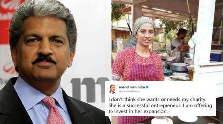 'Not charity but investment': Mahindra CEO's offer to help Mangalorean businesswoman is winning hearts on Twitter