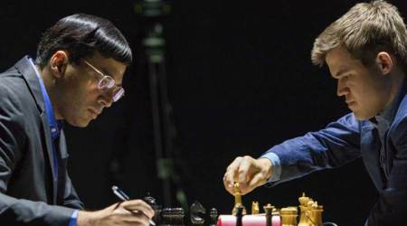 Vishwanathan Anand was dethroned as world champion by magnus carslen
