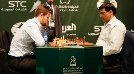 Viswanathan Anand rewinds and fast forwards to win World Rapid Chess Championship