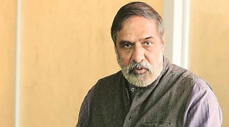 Government wanted its agenda to be pushed through: Anand Sharma