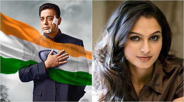 Andrea Jeremiah to sing for vishwaroopam 2