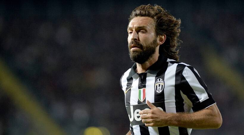 Andrea pirlo retirement in 2017