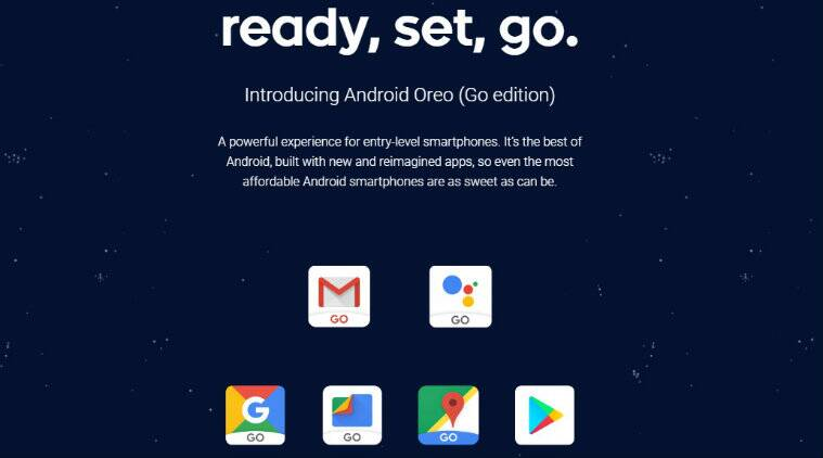 Android Oreo Go edition, Google Android Oreo Go edition, Android, Android Go, Android 8.1, Android Oreo, Google Go, apps, Android