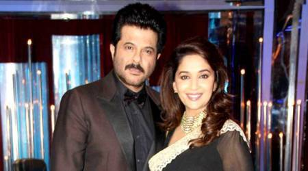 Excited to work with Anil Kapoor after 17 years in Total Dhamaal: Madhuri Dixit