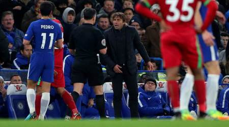 Antonio Conte charged with misconduct following dismissal
