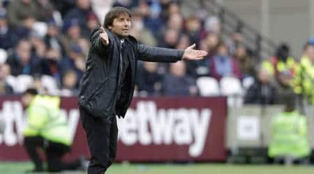 Antonio Conte, Antonio Conte Chelsea, Chelsea Antonio Conte, Chelsea vs Barcelona, Champions League, sports news, football, Indian Express