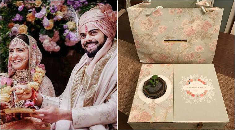 Anushka sharma virat kohlis mumbai reception invite has a very photo of anushka sharma virat mumbai wedding reception invite stopboris Gallery
