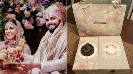 Anushka Sharma-Virat Kohli's Mumbai reception invite has a very important message attached to it. See photo