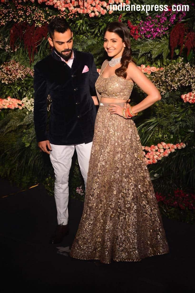 Anushka Sharma, Virat Kohli, Anushka Virat, Virushka, Virushka Mumbai reception