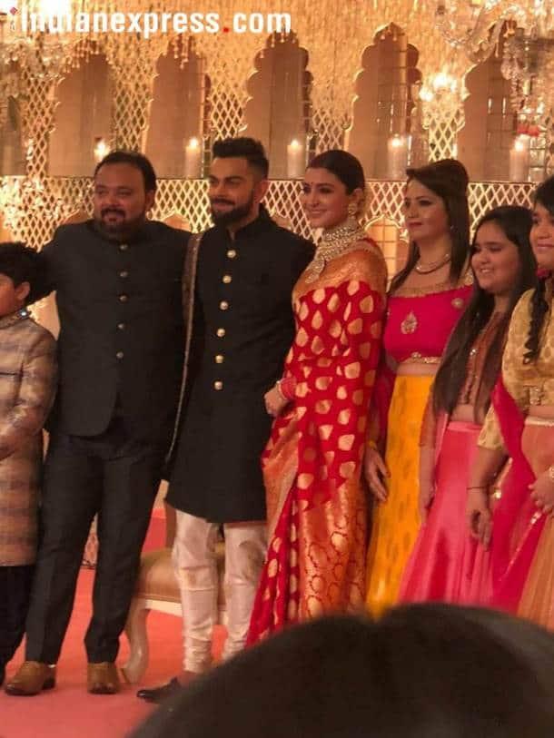Photos Best Photos From Anushka Sharma And Virat Kohlis Delhi