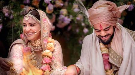 Anushka Sharma and Virat Kohli get married in Italy, see first photos