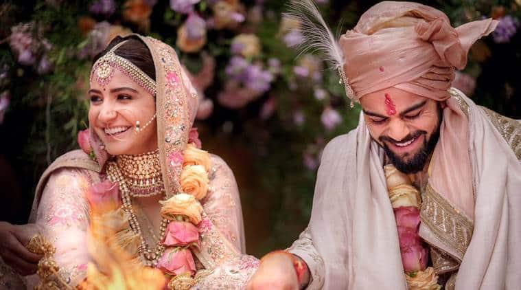 Anushka Sharma Virat Kohli marriage