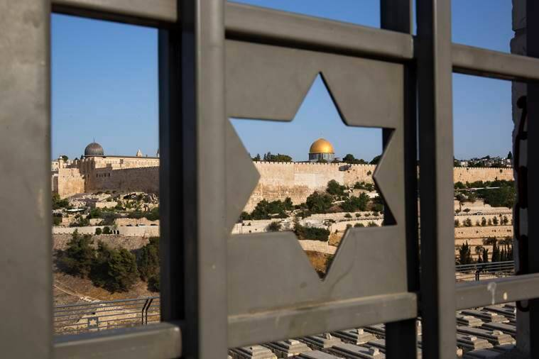 Image result for Jerusalem: A tale of three cities one Jewish, one Christian and one Muslim