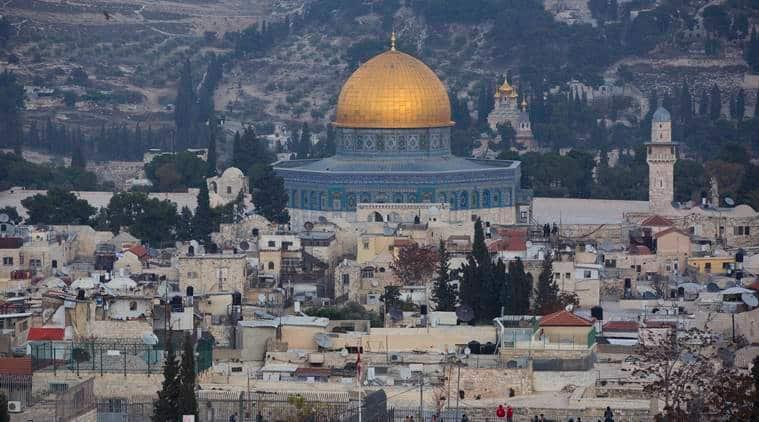 al aqsa mosque in east jerusalem