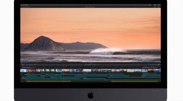 Apple Final Cut Pro X update, 360-degree VR videos, HDR video editing, Apple Motion, Apple Compressor, 8K content, 4K video, YouTube, Vimeo, Huawei Vive VR headset