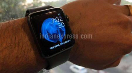Apple Watch 3 review price in India features specifications