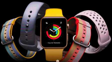 Apple Watch to help smartwatch shipments hit 71.5 million by 2021: IDC
