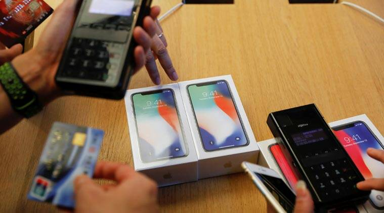 Apple Shakes up Management in India as iPhone Sales Slump