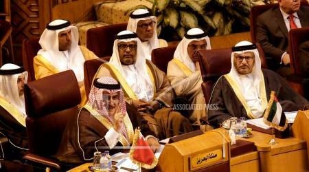 Arab League warns against US recognition of Jerusalem as Israel'scapital