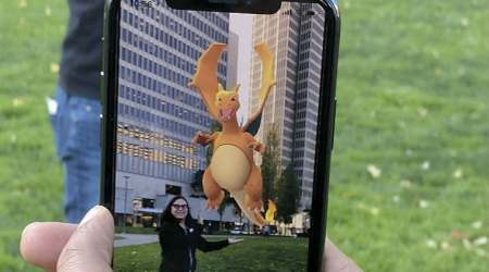 Niantic Pokemon Go update, Apple ARKit, augmented reality, Apple iPhones, Android software, Google Maps, iPads, smartphone users, AR tools, Google