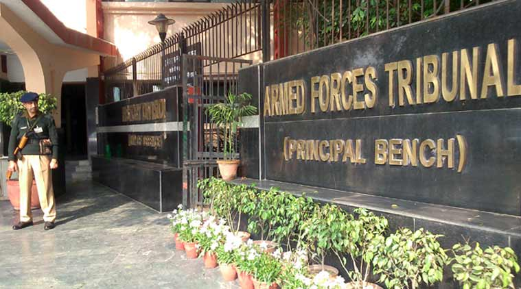 Ministry of Defence, Armed Forces Tribunal, Principal bench of armed forces, Chairperson of the AFT, Indian Express