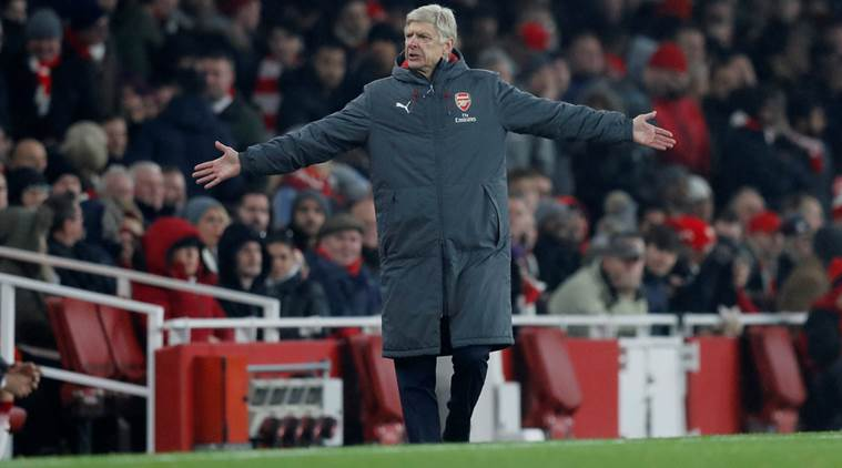 Wenger to Experiment with 'Experienced Team' against BATE